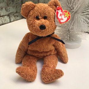 """Beanie Baby Handmade """"FUZZ"""" Rare 1998"""